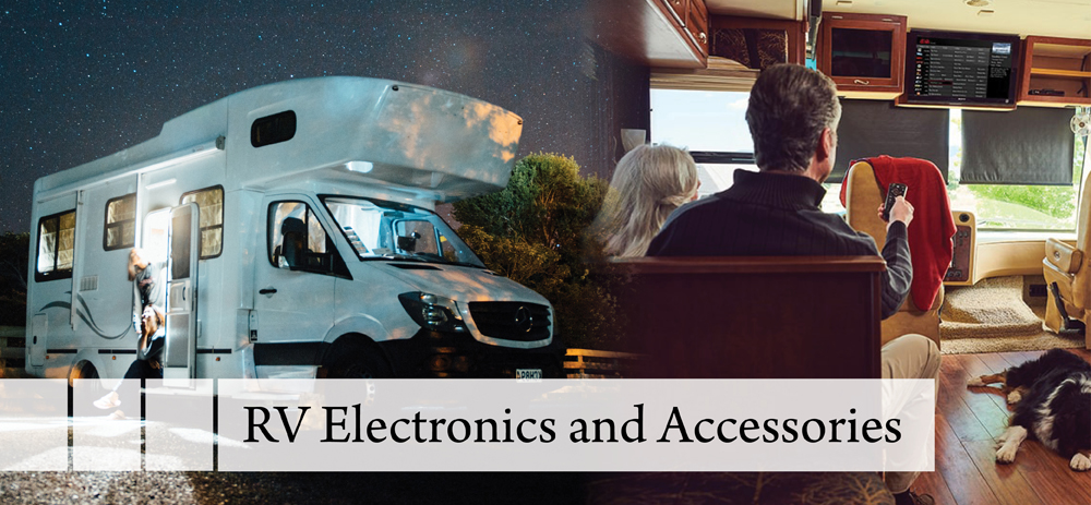 RV Electronics and Accessories