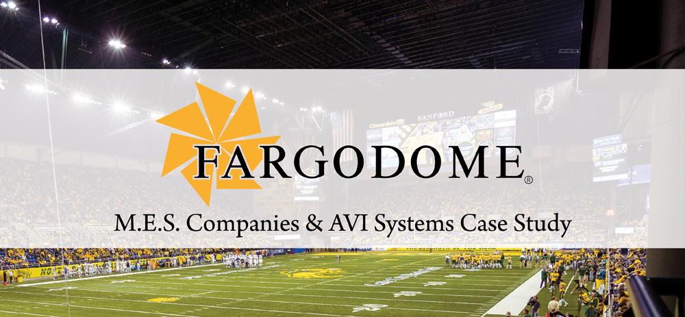 FARGODOME Case Study