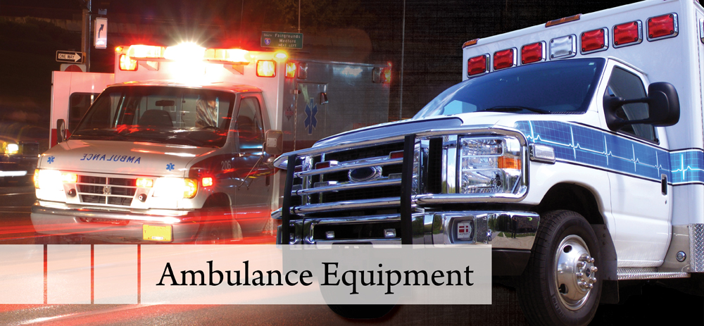 Ambulance Equipment Image