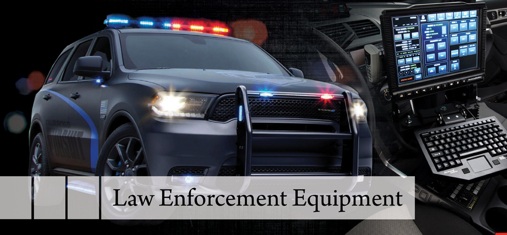 Law Enforcement Equipment
