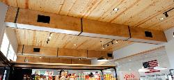 Look's Marketplace Custom Metal Ceiling Brackets