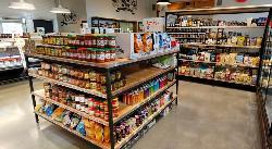 Look's Marketplace Custom Wood & Metal Shelves