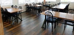 Look's Marketplace Custom Wood & Metal Tables